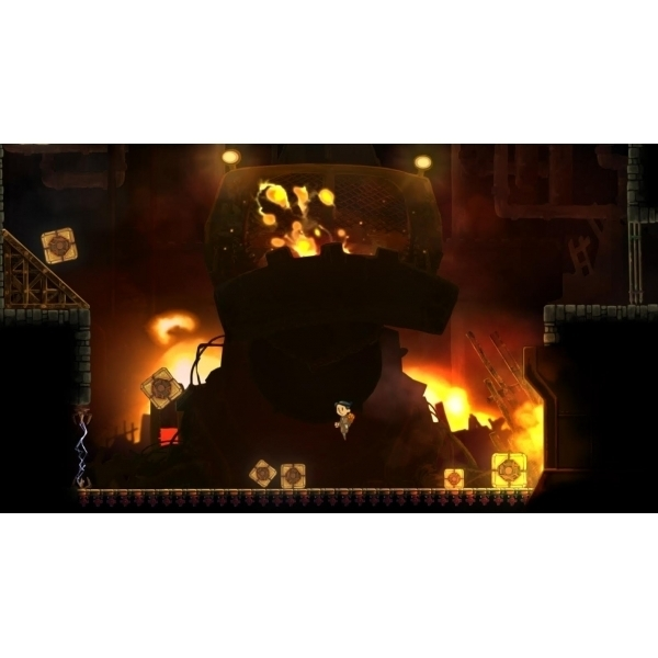 Teslagrad PS3 Game - Image 3