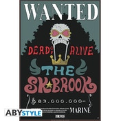 One Piece - Wanted Brook New Small Poster