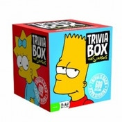 The Simpsons Trivia Box Board Game