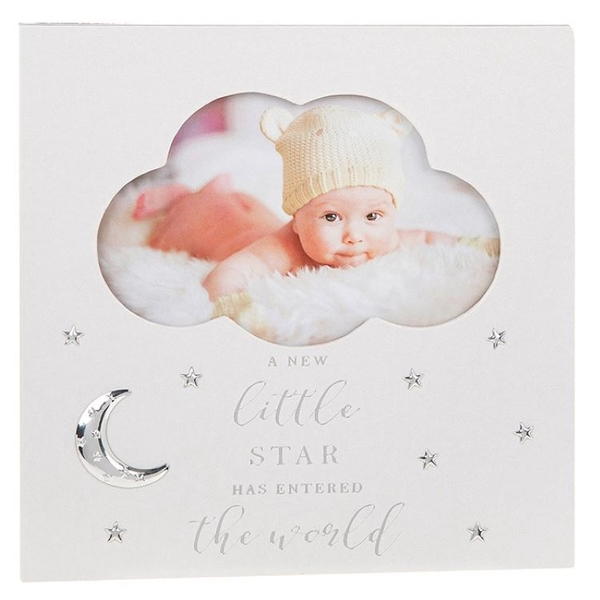 Little Star Baby Photo Frame 6x4
