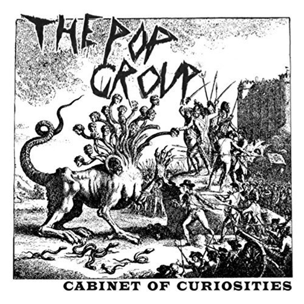 The Pop Group - Cabinet Of Curiosities Vinyl
