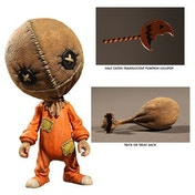 "Trick R Treat Sam 6"" Stylized Vinyl Mezco Figure"