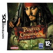 Ex-Display Pirates Of The Caribbean 2 Dead Mans Chest DS Used - Like New