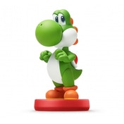 Yoshi Amiibo (Super Mario Collection) for Nintendo Wii U & 3DS