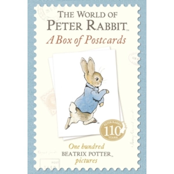 The World of Peter Rabbit: A Box of Postcards by Beatrix Potter (Paperback, 2011)