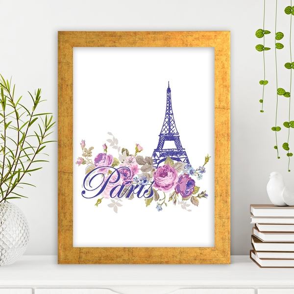 AC278788943 Multicolor Decorative Framed MDF Painting
