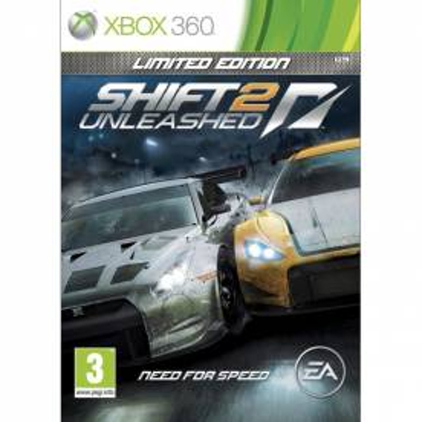 Need For Speed Shift 2 Unleashed Limited Edition Xbox 360 - Image 1