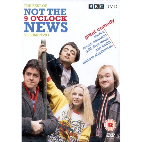The Best Of Not The Nine O Clock News : Vol 2 DVD
