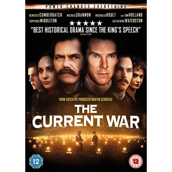 The Current War DVD