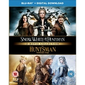 Snow White And The Huntsman/ The Huntsman: Winter's War (Double Pack) Blu-ray