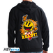 Pac-Man - Let's Play Man Men's Large Hoodie - Black - Image 2