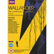 Wallander - The Complete Collection DVD