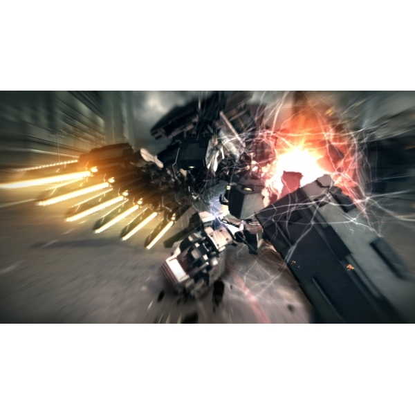 Armored Core V 5 Game PS3 - Image 4