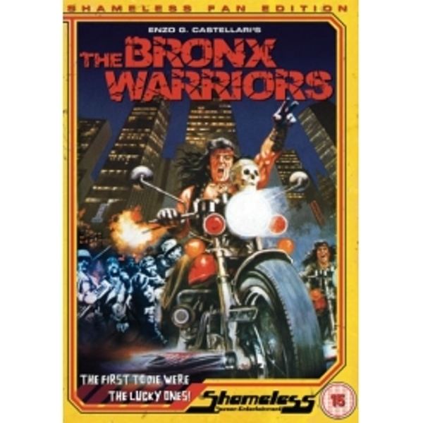Bronx Warriors DVD