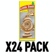 Melting Caramel (Pack Of 24) Little Trees Air Freshener