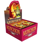 Munchkin CCG: Desolation of Blarg Booster Box (24 Packs) Board Game