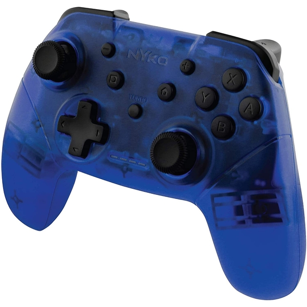Nyko Wireless Core Controller (Blue) for Nintendo Switch
