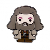 Hagrid Pin Badge