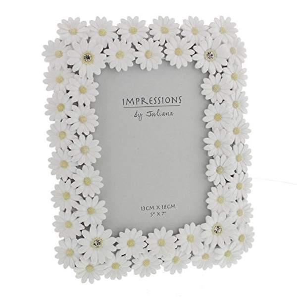"8"" x 10"" - Impressions Floral Daisy Photo Frame"