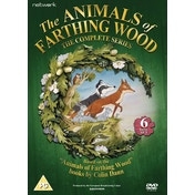 The Animals of Farthing Wood: The Complete Series DVD