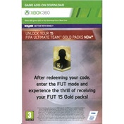 15 FUT Gold Packs for FIFA 15 Ultimate Team Digital Download for Xbox 360