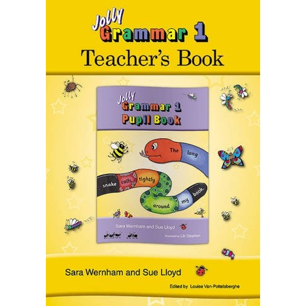 Grammar 1 Teacher's Book In Precursive Letters (British English edition) Paperback / softback 2011