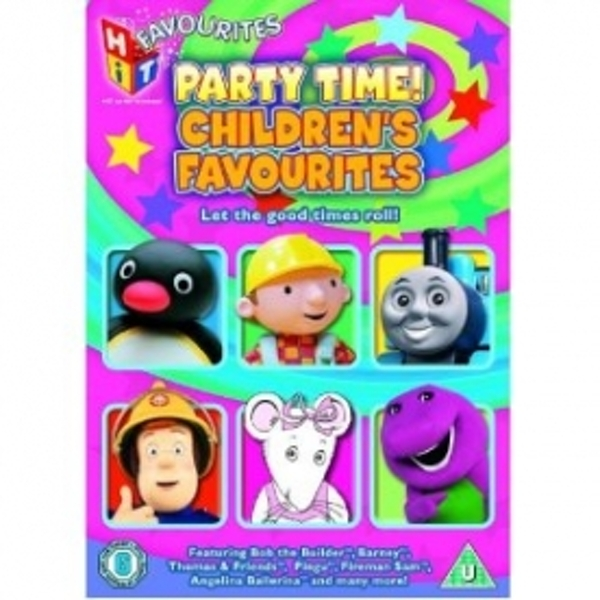 Hit Favourites: Party Time DVD