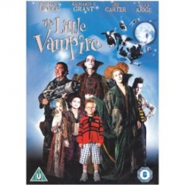 The Little Vampire DVD