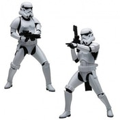 Stormtrooper (Star Wars) ArtFX+ 2 Pack Statue