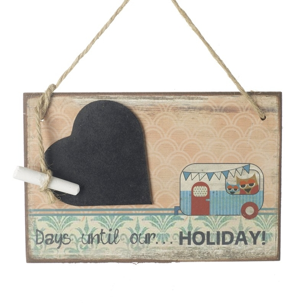 Days Until Holiday Chalkboard By Heaven Sends
