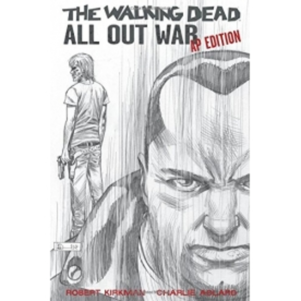 The Walking Dead All Out War Artist's Proof Edition Hardcover