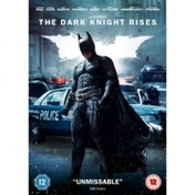 Batman The Dark Knight Rises DVD