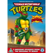 Teenage Mutant Ninja Turtles: Best Of Raphael DVD