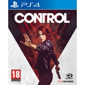 Control PS4 Game (with Bonus DLC and Exclusive PS4 Content)