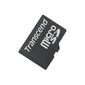 Transcend Flash memory card 2 GB microSD