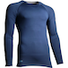 Precision Essential Base-Layer Long Sleeve Shirt Adult Navy- Small 34-36 Inch - Image 2