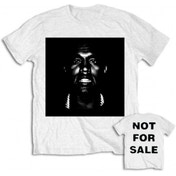 Kanye West Not For Sale White Mens T Shirt: Small