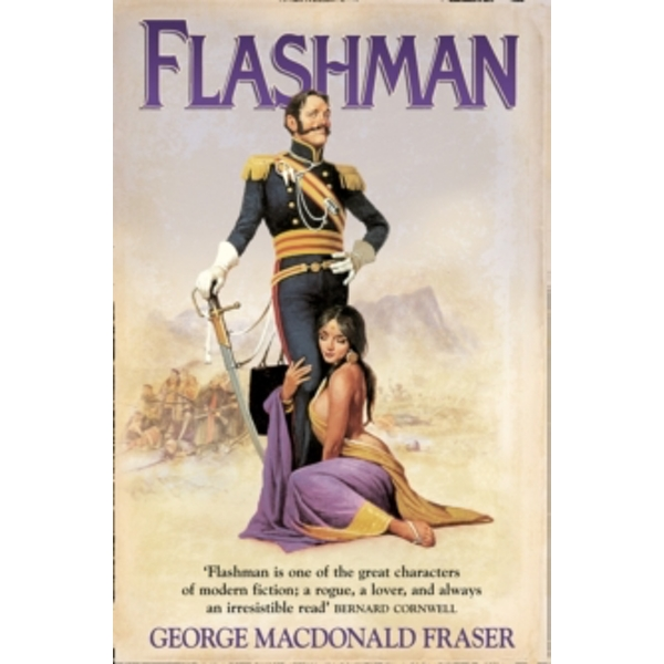 Flashman (The Flashman Papers, Book 1) by George MacDonald Fraser (Paperback, 1999)