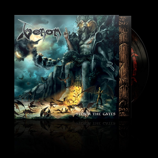 Venom - Storm The Gates (Picture Disc) Vinyl