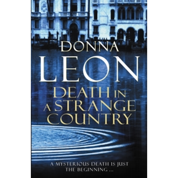 Death in a Strange Country: (Brunetti 2) by Donna Leon (Paperback, 2009)