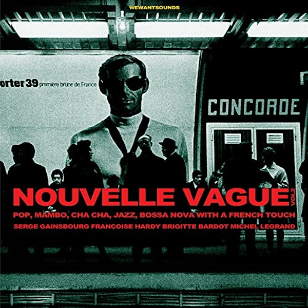 Various Artists - Nouvelle Vague Vol. 2 Vinyl