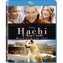 Hachi A Dogs Tale Blu-Ray