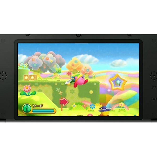 Kirby Triple Deluxe Game 3DS - Image 4