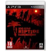 Dead Island Riptide Special Edition Game PS3