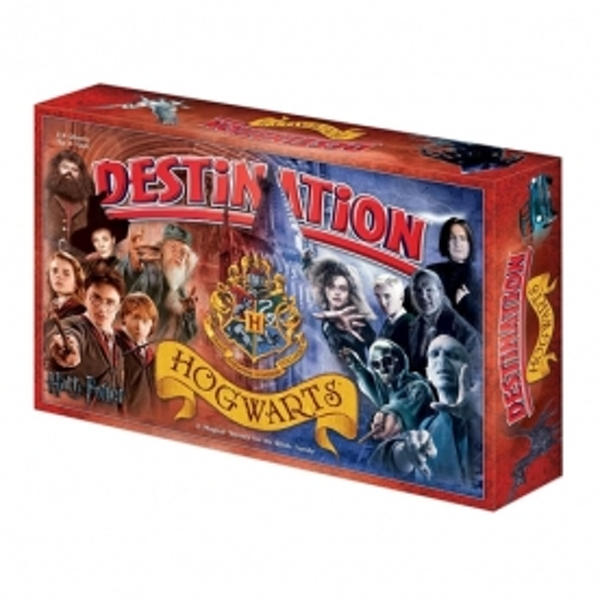 Destination Hogwarts Board Game