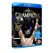 WWE: Night Of Champions 2013 Blu-Ray