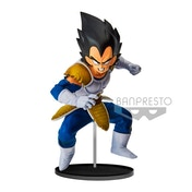 Vegeta (Dragon Ball Z) Normal Colour Version PVC Banpresto Statue