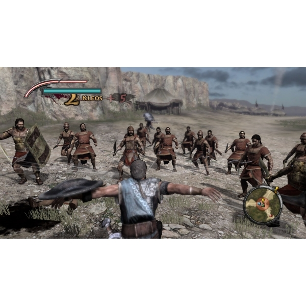 Warriors Legends Of Troy Game Xbox 360 - Image 4