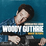 Woody Guthrie - Man Of The People Vinyl