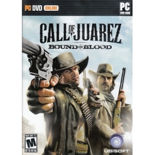 Call Of Juarez Bound In Blood Game PC (#)